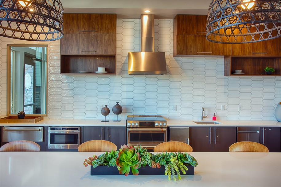 Image of a luxury kitchen